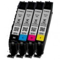 Tusz   Canon  CLI-571CMYK  do Pixma MG-5750/6850/7750 | 4 x 7ml | CMYK