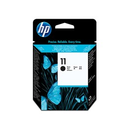Głowica HP 11 do Business Inkjet 1100/1200/2300/2600/2800   black