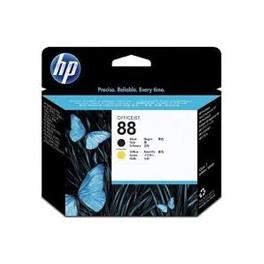 Głowica HP 88 do Officejet Pro K5400/550/8600, L7580/7680 | black + yellow