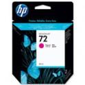 Tusz HP 72 Vivera do Designjet T610/1100/1200/1300 | 69ml | magenta