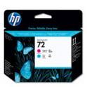 Głowica HP 72 Vivera do Designjet T610/1100/1200/1300 | magenta + cyan