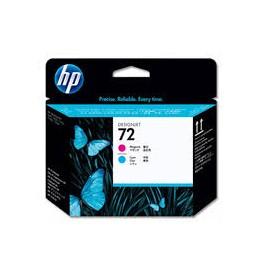 Głowica HP 72 Vivera do Designjet T610/1100/1200/1300   magenta + cyan