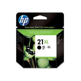 Tusz HP 21XL do Deskjet D2360/2460, F 370/380/2180 | 475 str. | black