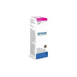 Butelka  z  tuszem  Epson T6733  do L800  | 70ml |  magenta