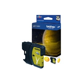 Tusz Brother do DCP395CN/585CW/6690CW715W | 325 str. | yellow