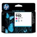 Głowica HP 940 do Officejet Pro 8000/8500 | cyan + magenta