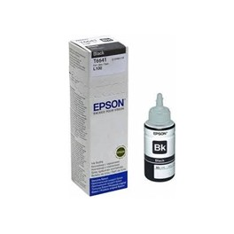 Butelka z tuszem Epson T6641 do  L-100/200/210/300/355/550  | 70ml | black