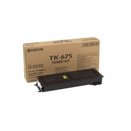 Toner Kyocera TK-675 do KM-2540/2560/3040/3060 | 20 000 str. | black