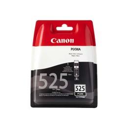 Zestaw dwóch tuszy Canon PGI525BK do  iP-4850 MG-5150/5250  2 x 340 str.  black