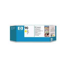 Głowica + głowica czyszcząca HP 90 do Designjet 4000/4020/4500/4520 | yellow