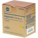 Toner Konica  Minolta  do  Magicolor  4750 | 6 000 str. |  yellow