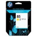Tusz HP 85 do Designjet 30/90/130 | 69 ml | yellow