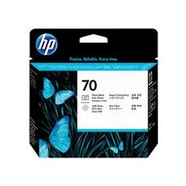 Głowica HP 70 do Photosmart B8850/9180, Designjet Z2100| photo black+ light grey