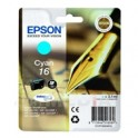 Tusz   Epson T1622  do WF-2510WF/2520NF/2530WF  | 3,1ml | cyan