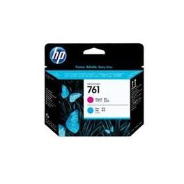 Głowica HP 761 do DesignJet T7100/7200 | cyan + magenta