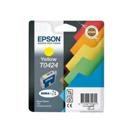 EOL Tusz Epson  T0424  do   Stylus CX-5200/5400, C82 | 16ml |  yellow