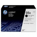 Toner HP 05X (CE505X) do LaserJet P2055 | 6 500 str. | black
