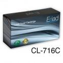 toner Canon LBP5050 cyan [CRG-716C] zamiennik 100% nowy