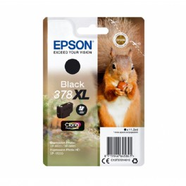 Tuszy Epson 378XL Claria Photo HD| Black | 11,2 ml