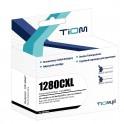 Tusz Tiom do Brother 1280CXL | LC1280XLC | 1200 str. | cyan