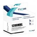 Tusz Tiom do Brother 1280MXL | LC1280XLM | 1200 str. | magenta