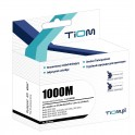 Tusz Tiom do Brother 1000M | LC1000M | 400 str. | magenta