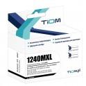 Tusz Tiom do Brother 1240MXL | LC1240M | 600 str. | magenta