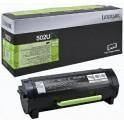 Lexmark Toner 502U 50F2U00 Black 20K