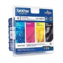 Brother Tusz LC1100 CMYK 4pack HC