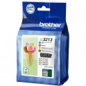 Brother Tusz  LC3213VAL CMYK 4pack 4 x 400ml