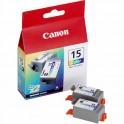 Canon Tusz BCI-15 Kolor 2 x 7.5 ml