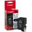 Canon Tusz BC-20 Black 44 ml