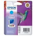 Epson Tusz Claria R265/360 T0802 Cyan 7,4ml