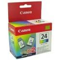 Canon Tusz BCI-24 (dwupak) 2 x 9 ml